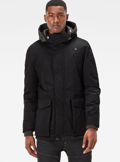 Expedic Down Hooded Jacket