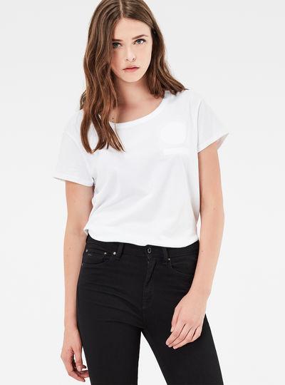 AB Straight T-Shirt