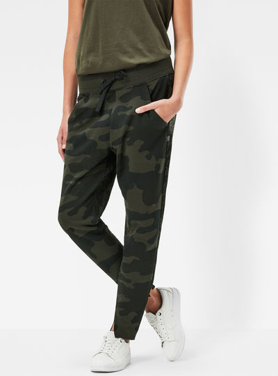Sasil Boyfriend Mid Waist Sweat Pants