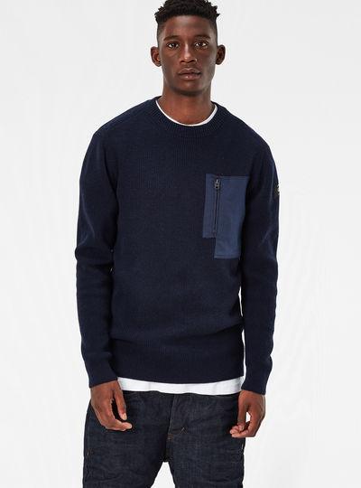 Powel Knit Regular Fit Pullover