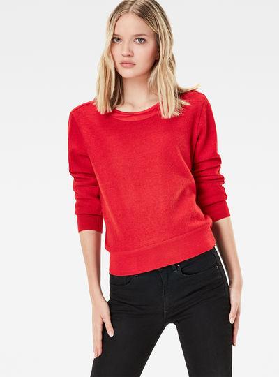 Daxly Boyfriend Knit Pullover