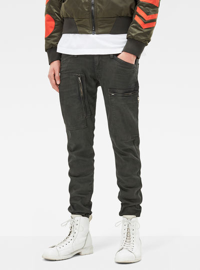Powel Super slim Color Jeans