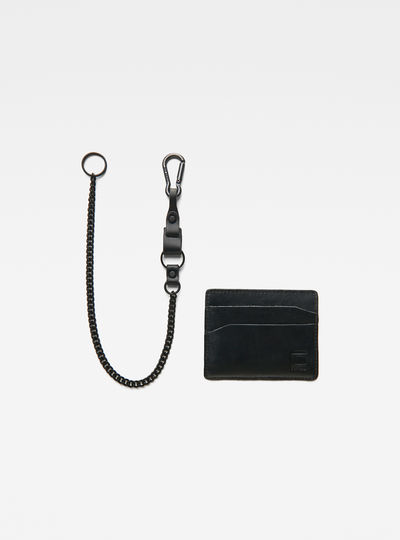Cart Card Holder and Keychain Giftpack