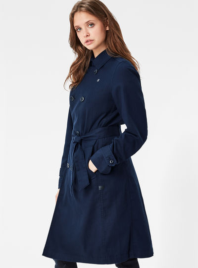 Classic Loose Trench