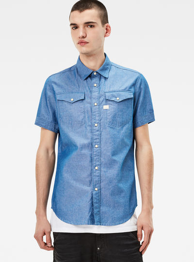 Tacoma Deconstructed Slim Shirt