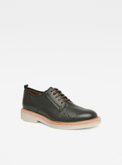 Core Corset Laced Shoes
