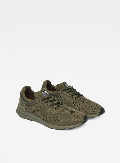 Grount Mesh Sneakers