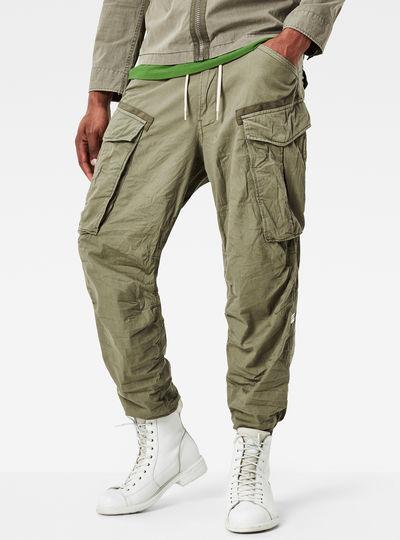 Rovic Parachute Cargo Pants