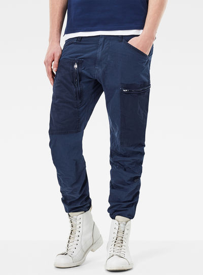 Powel PM 3D Tapered Chino Pants