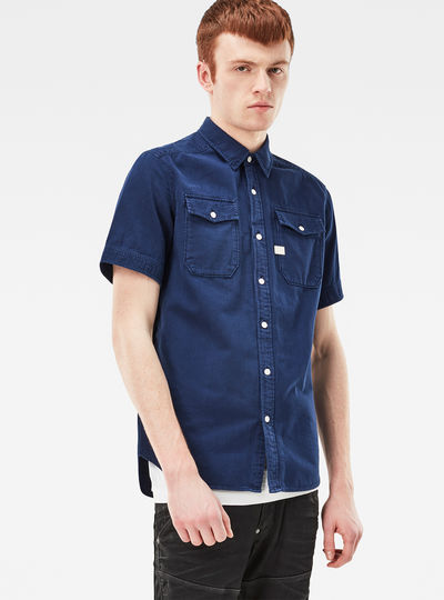 Landoh Deconstructed Shirt