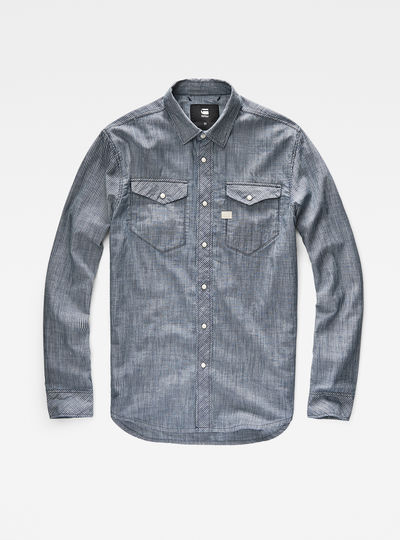 Tacoma Deconstructed Slim Shirt