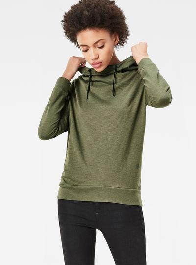 Ribelon Slim Hooded T-Shirt