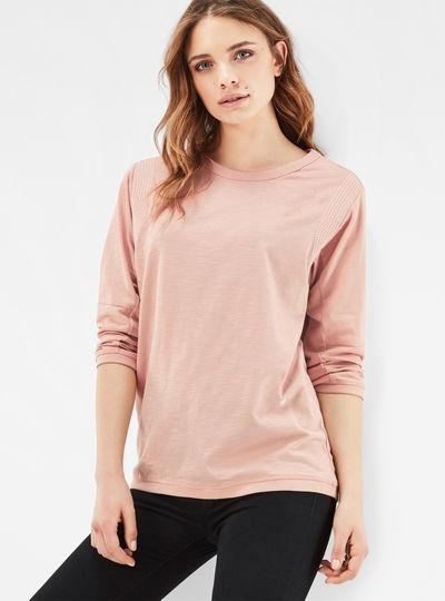 Xoda Art Stitch Loose T-Shirt