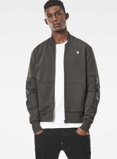Rackam Bomber Sweater