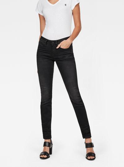 3301 Contour High Waist Skinny Jeans