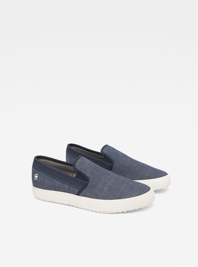 Kendo Slip-On Sneakers