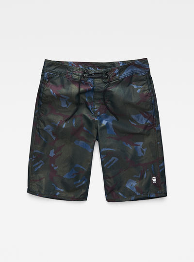 Divad Cord Swim Shorts